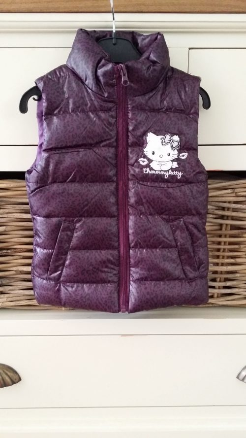 hello Kitty bodywarmer