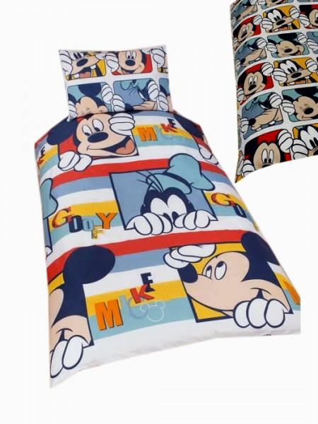 Mickey mouse dekbedovertrek