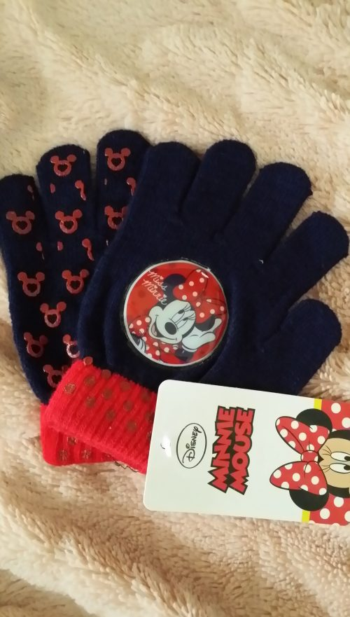 minnie mouse handschoenen