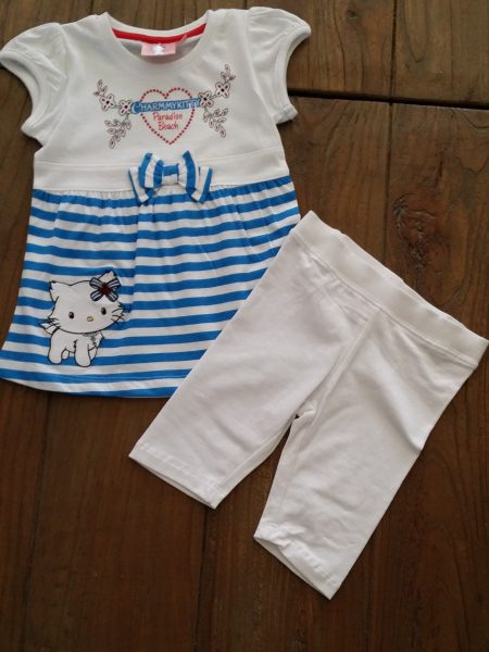 charmmy Kitty set legging met tuniek