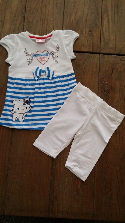charmmy Kitty set legging met tuniek