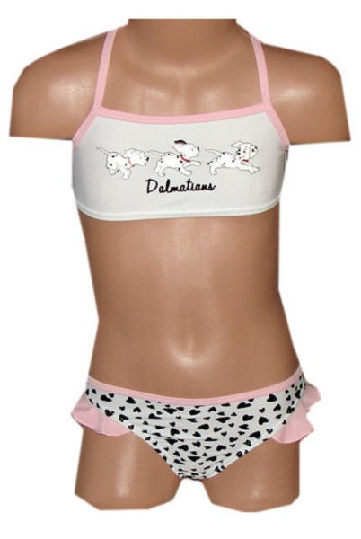 dalmatiërs bikini