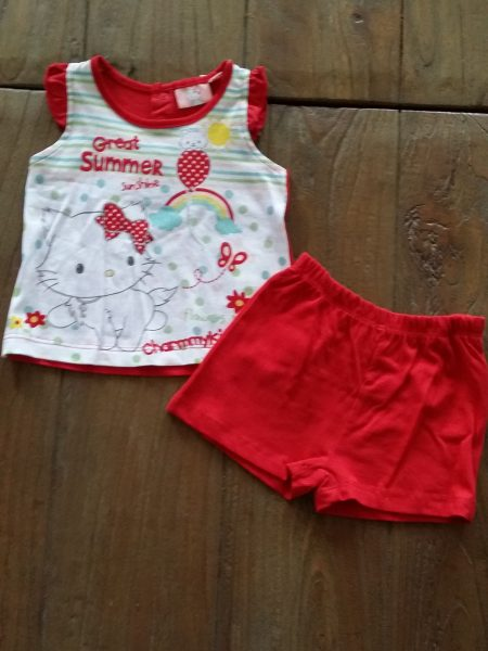 Charmmy Kitty babyset