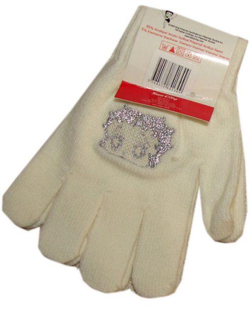 Betty boop handschoenen