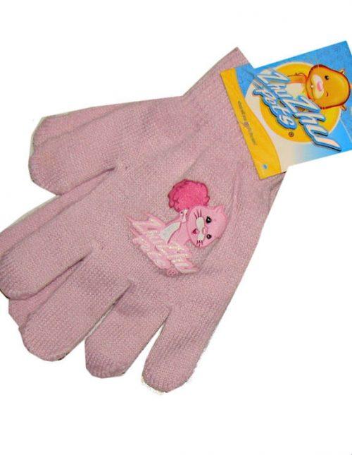 zhu zhu pets handschoenen roze