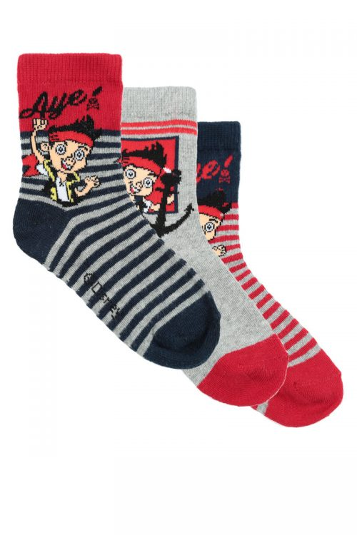 jake neverland piraten sokken 3 paar