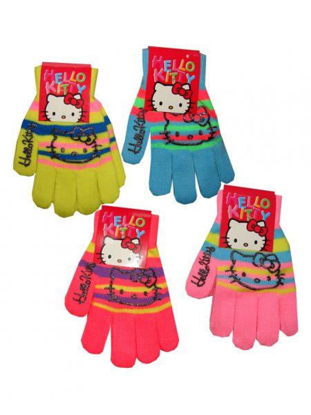 hello Kitty handschoenen glitter