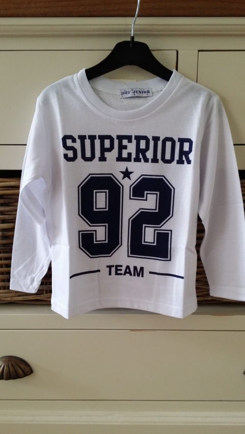 shirt superior team wit
