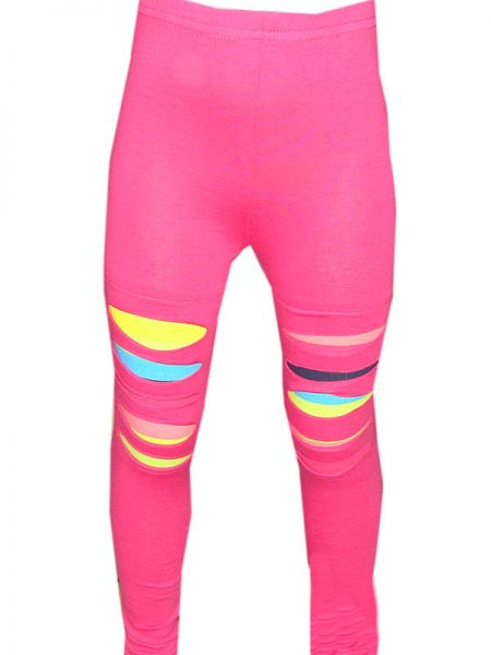 legging roze color