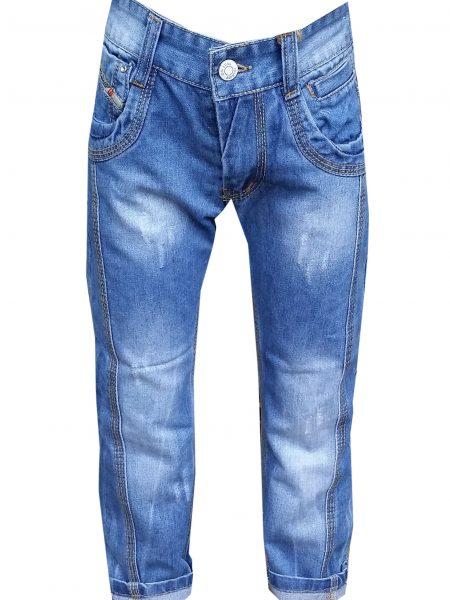 jongens jeans cl star Stoere jeans voor jongens met stoere geborduurde applicatie's en diverse zakken In de taille zit verstelbaar elastiek Mooie kwaliteit artikelnummer jb3177