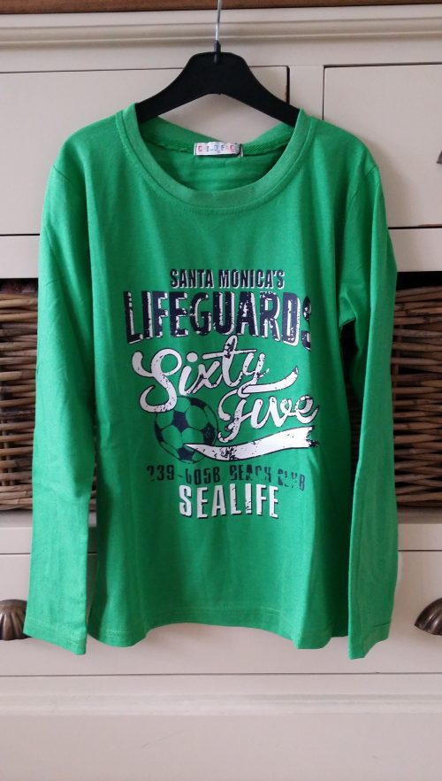 shirt lifeguards groen