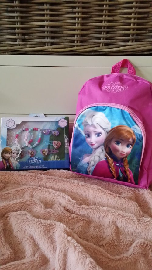 frozen 2 delige set