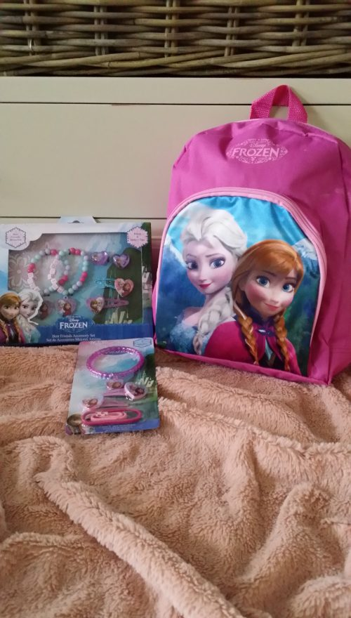 frozen 3 delige set