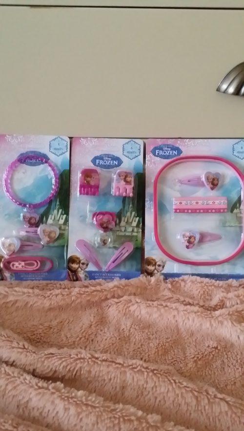 frozen 3 delige set