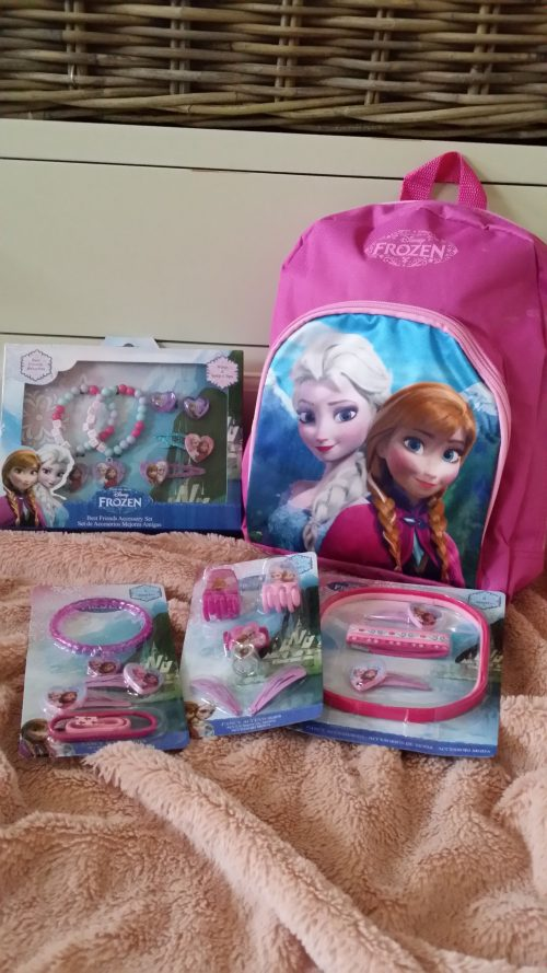 frozen 5 delige set