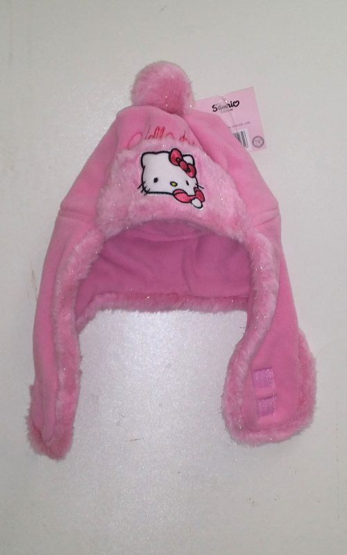 muts roze hello kitty
