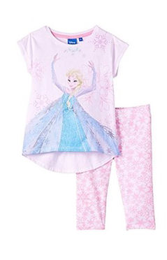 frozen legging met shirt