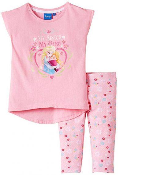 frozen legging met shirtCapri legging met shirt van Disney Frozen100% katoennr.sda