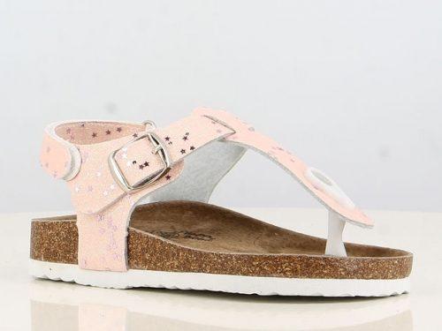 sandalen roze star Leuke sandalen van prima kwaliteit Vallen mooi op maat Alleen nog in roze