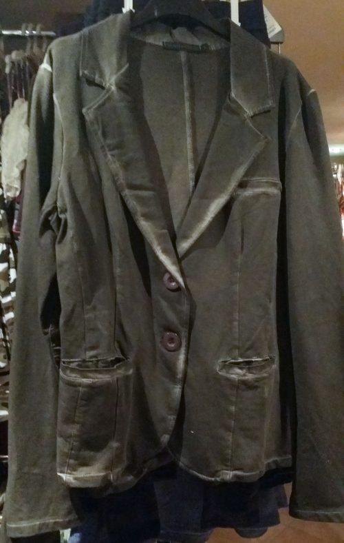 colbert jasje grijs Trendy jasje stretch Valt mooi op maat - GRATIS VERZENDING - BETAAL VEILIG MET IDEAL - OPHALEN MOGELIJK