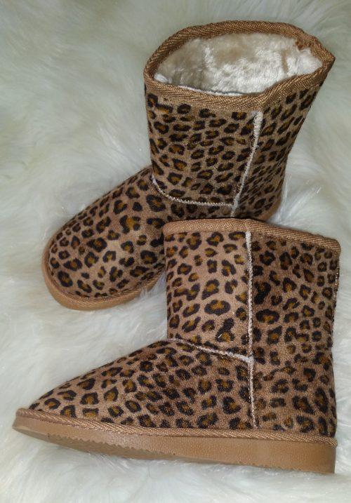 boots panter bontgevoerd Hippe laarzen luipaard en lekker warm gevoerd met imitatiebont Mooie kwaliteit - GRATIS VERZENDING - BETAAL VEILIG MET IDEAL - OPHALEN MOGELIJK nr.b1001
