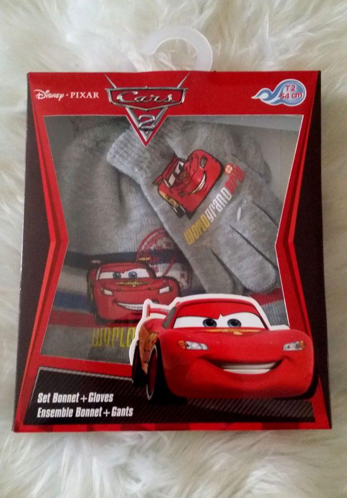 cars muts en handschoenen Mooie set van Disney Cars met muts en handschoenen De set zit verpakt in een luxe kadodoos - BETAAL VEILIG MET IDEAL - OPHALEN MOGELIJK