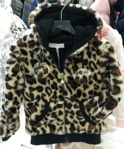 bontjas leopard met capuchon Leuke warme jas panter met capuchon - GRATIS VERZENDING - BETAAL VEILIG MET IDEAL - OPHALEN MOGELIJK artikelnr.mjs1030