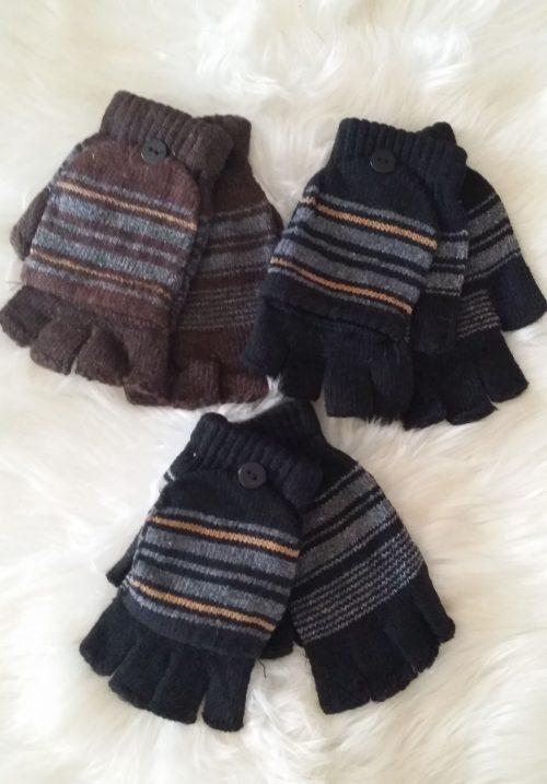 handschoenen wanten Lekkere warme handschoenen zonder vingertoppen die je ook als wanten kunt dragen Dat is handig! één maat BETAAL VEILIG MET IDEAL OPHALEN MOGELIJK