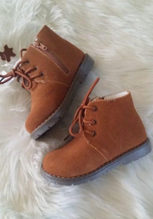 boots leer camel Mooie kwaliteit schoenen met rits en veters  Materiaal: leder Teddy gevoerd Goede pasvorm Ophalen mogelijk nr.b1008