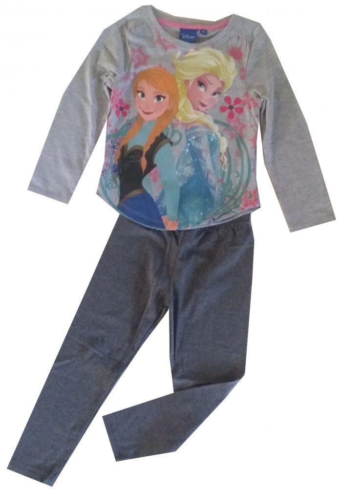 grijze legging met frozen shirt Mooie kwaliteit legging gecombineerd met een Disney Frozen shirt Het shirt staat ook leuk op een spijkerbroek Extra voordelige combinatie Ophalen mogelijk nr.mks1021