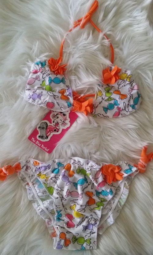 bikini wit oranje candy Leuke bikini in wit/oranje candy - BETAAL VEILIG MET IDEAL - OPHALEN MOGELIJK artikelnummer zm1029 Alle artikelen zijn op voorraad