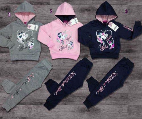joggingset unicorn Mooie set met prints van een eenhoorn nr.u3007
