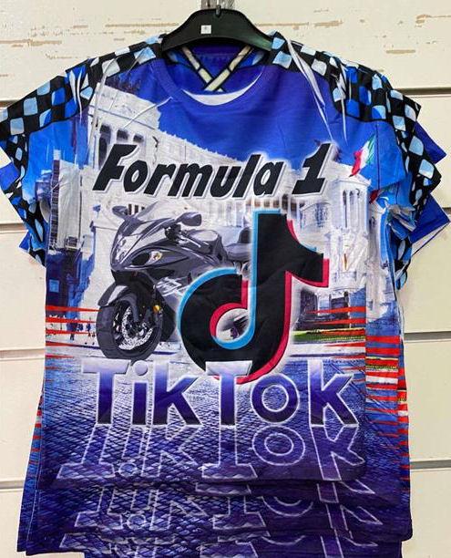 shirt tik tok Leuk shirt tik tok met diverse bedrukkingen Ophalen of verzenden nr.z2011 tiktok